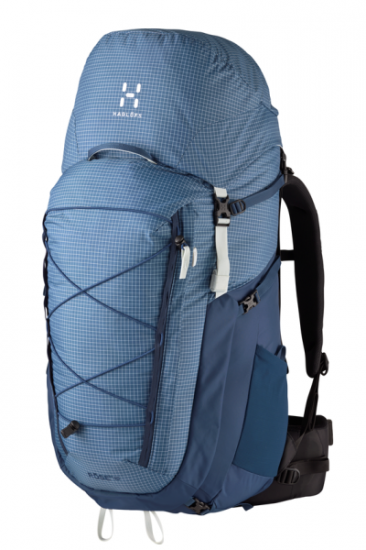 HAGLOFS ROSE55L(STEEL SKY/Blue Ink)