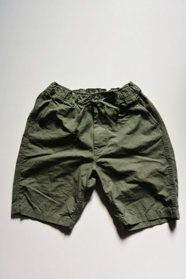 orSlow UNISEX NEW YORKER SHORTS(Army...