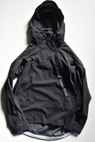 Teton Bros. Tsurugi Jacket KB UNISEX(Navy)