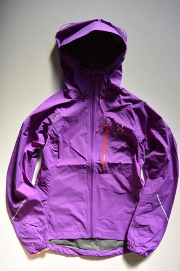 【WOMEN'S】 HAGLOFS L.I.M Ⅲ JACKET WOMEN(IMPERIAL PURPLE)