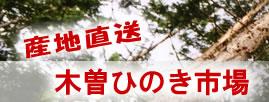 木曽ひのき市場