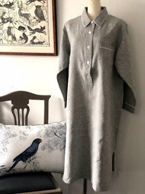 ORIGINAL ホームウェア 襟付きシャツドレス