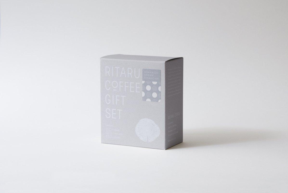 HOKKAIDO CREAM FINACIER 5PACK BOX