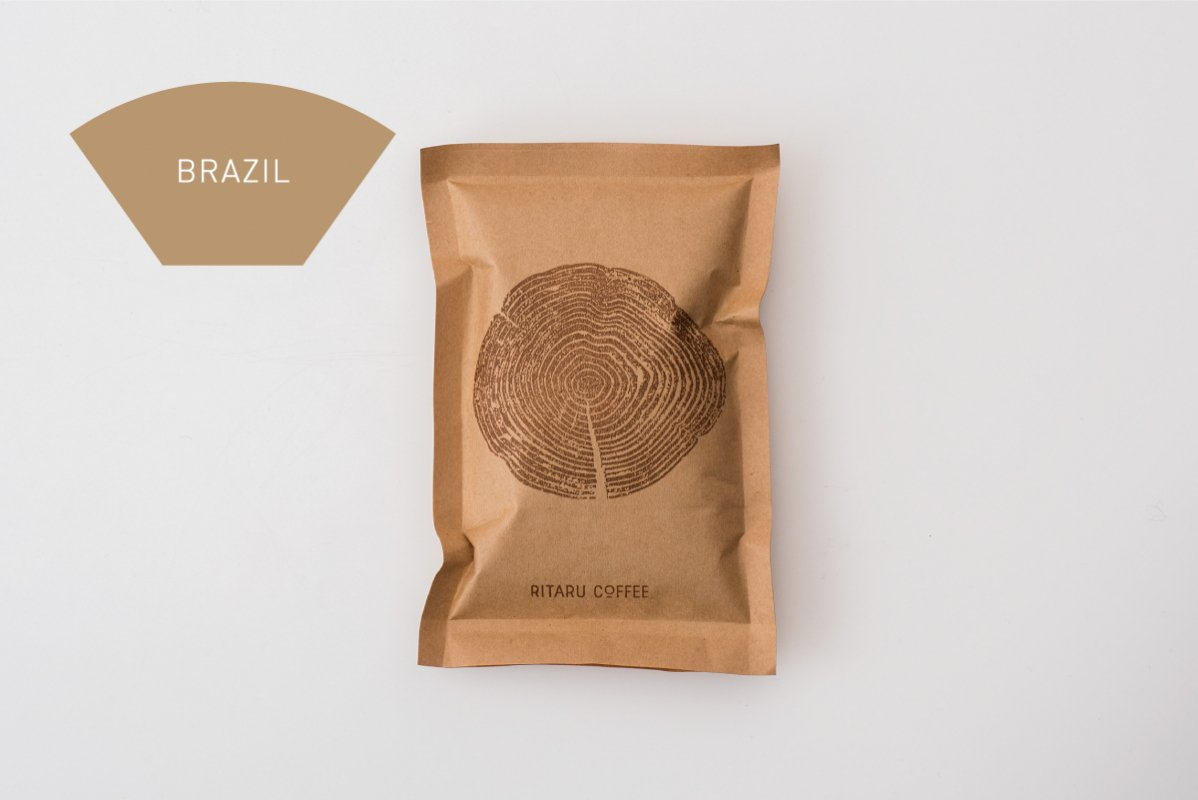 BRAZIL Pulped Natural 100g