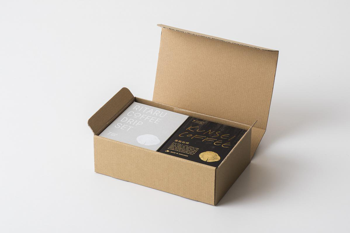 DRIP GIFT 2BOX [ドリップコーヒー7pack×2箱]