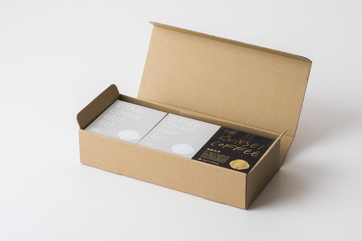 DRIP GIFT 3BOX [ドリップコーヒー7pack×3箱]