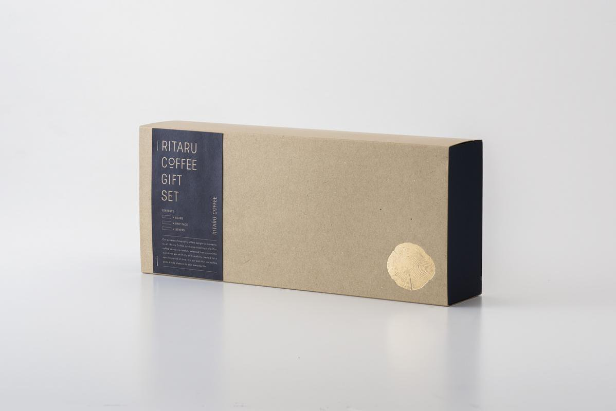 SPECIAL COFFEE GIFT [豆のままコーヒー175g×3pack]