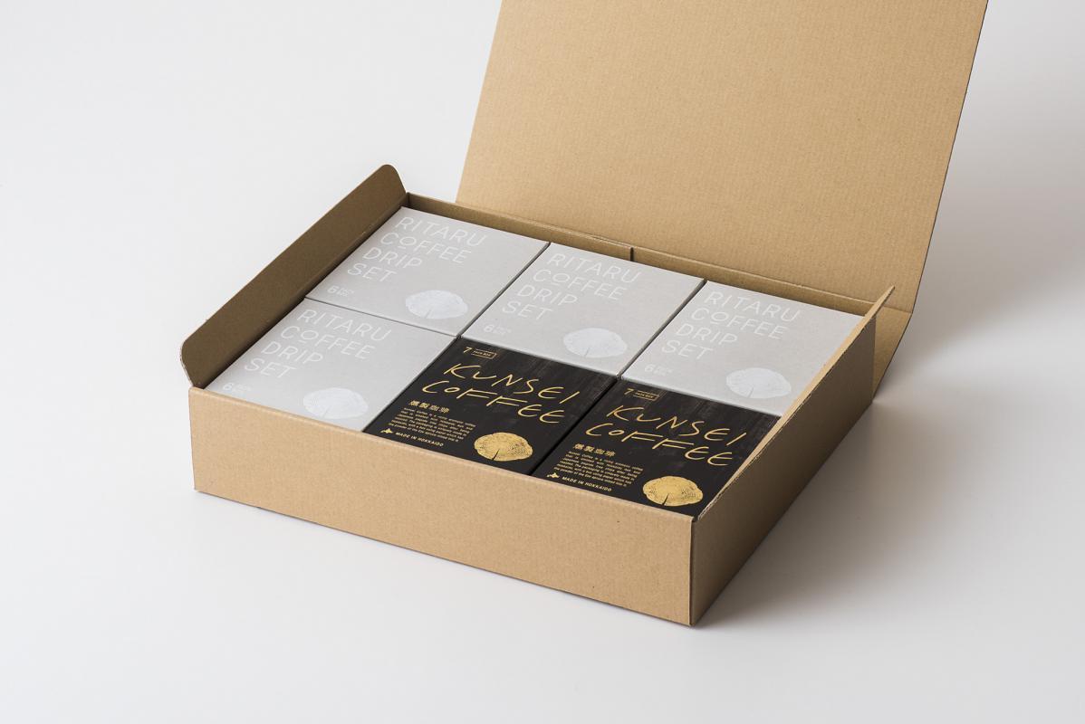 DRIP GIFT 6BOX [ドリップコーヒー7pack×6箱]
