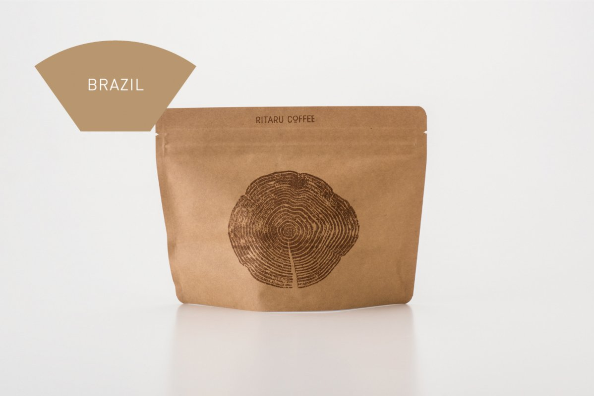 BRAZIL Pulped Natural 175g