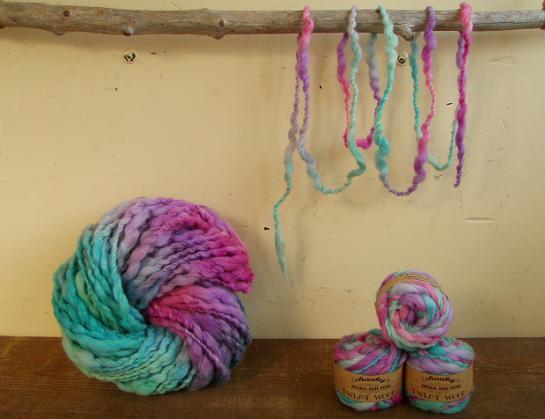 ツイストウール糸 marmaid