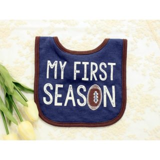 ベビースタイ MY FIRST SEASON BIB/mud pie