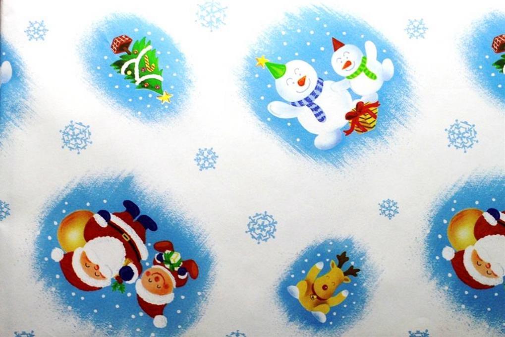 すべての講義 クリスマス ラッピング 包装紙 : 包装紙・クリスマス(白 ...