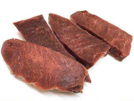 犬猫におすすめの生肉「エミュー 極上フィレ肉 約100g」
