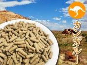 犬猫の下痢・消化不良におすすめの国産ドライフード「長寿一番 カンガルー 43g」