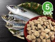 【冷凍】嵐山鮮魚 【5袋セット】青物三昧パラパラミンチ 300g