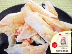 シニア・老犬におすすめの生肉「国産鶏ヤゲン軟骨 100g」