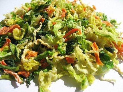 犬猫の手作りご飯におすすめの乾燥野菜「てづくりごはんの具(野菜ミックス)」