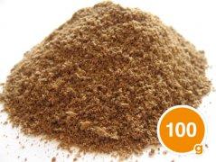 犬猫の手作りご飯のトッピングにおすすめのふりかけ「まぐろdeカルシウム ふりかけ 100g」