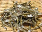 犬猫におすすめの魚のおやつ「低塩煮干し いわし 100g」
