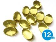 犬猫の肝臓病におすすめのサプリメント「オメガ3フィッシュオイル EPA+DHA【12粒】」