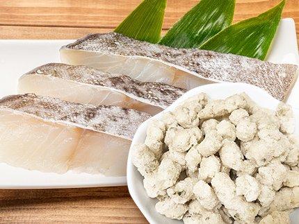 犬猫の手作りご飯のトッピングにおすすめの魚「嵐山鮮魚 北海道産 たらパラパラミンチ」