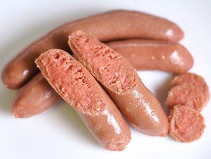 犬猫の手作りご飯におすすめの生肉「うずらウインナー」