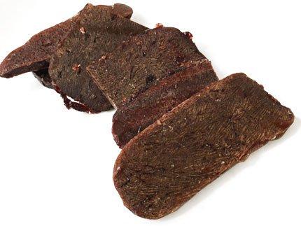 犬猫におすすめの生肉「蝦夷鹿肉 レバー 100g」