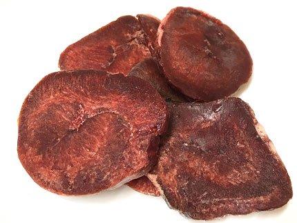 犬猫におすすめの生肉「蝦夷鹿肉 ハツ 100g」