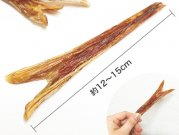 犬猫におすすめの馬肉のおやつ「熊本県直送 干し馬アキレス1本」