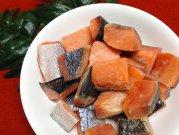 犬猫の手作りご飯におすすめの魚「無塩生鮭角切り」