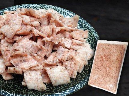 犬猫の手作りご飯におすすめの魚のすり身「ブリとろプレミアム」