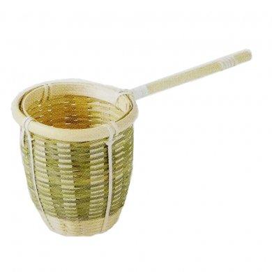 籐巻茶こし 44-11-12