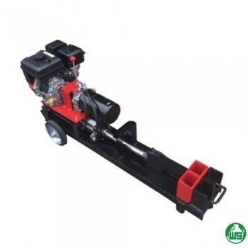 国産油圧薪割機 WS190BT(大型タイヤ)-和光商事株式会社(WAKO)薪割り機