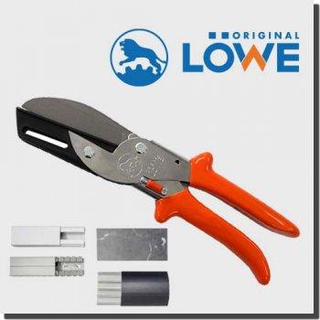 LOWE 3605 オリジナルライオンハサミ カッター建築/木工/電工/工業用万能鋏 アンビル (ケーブルや配線ダクト用切削角度ストッパー無し)