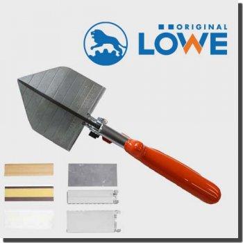 LOWE 3306/HU オリジナルライオンハサミ カッター建築/木工/電工/工業用万能鋏 アンビル カッター(レバートランスミッション付きマイター用鋏)