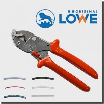 LOWE 5104/P90 オリジナルライオンハサミ カッター建築/木工/電工/工業用万能鋏アンビル(プラスチックパイプおよびチューブカッター ホース用鋏)
