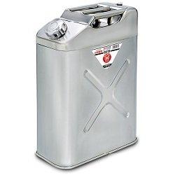 ガソリン携帯缶SUS20L(CST-20)-和光商事株式会社(WAKO)