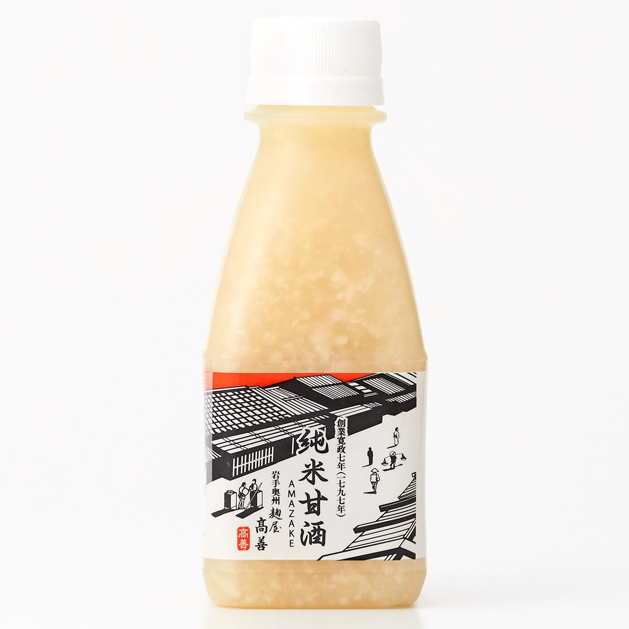 純米甘酒 200ml(ストレートタイプ)