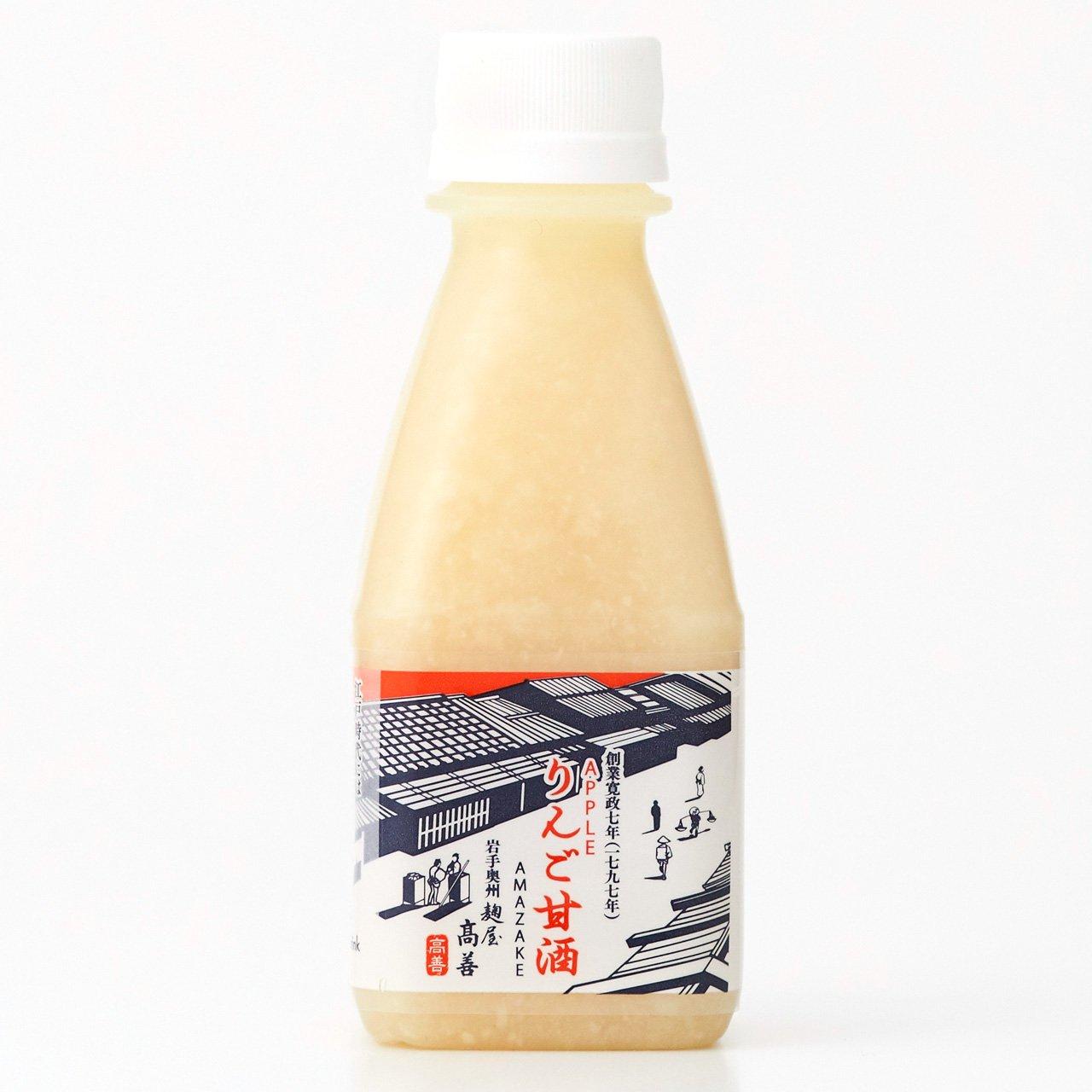 江刺りんご甘酒 200ml(ストレートタイプ)
