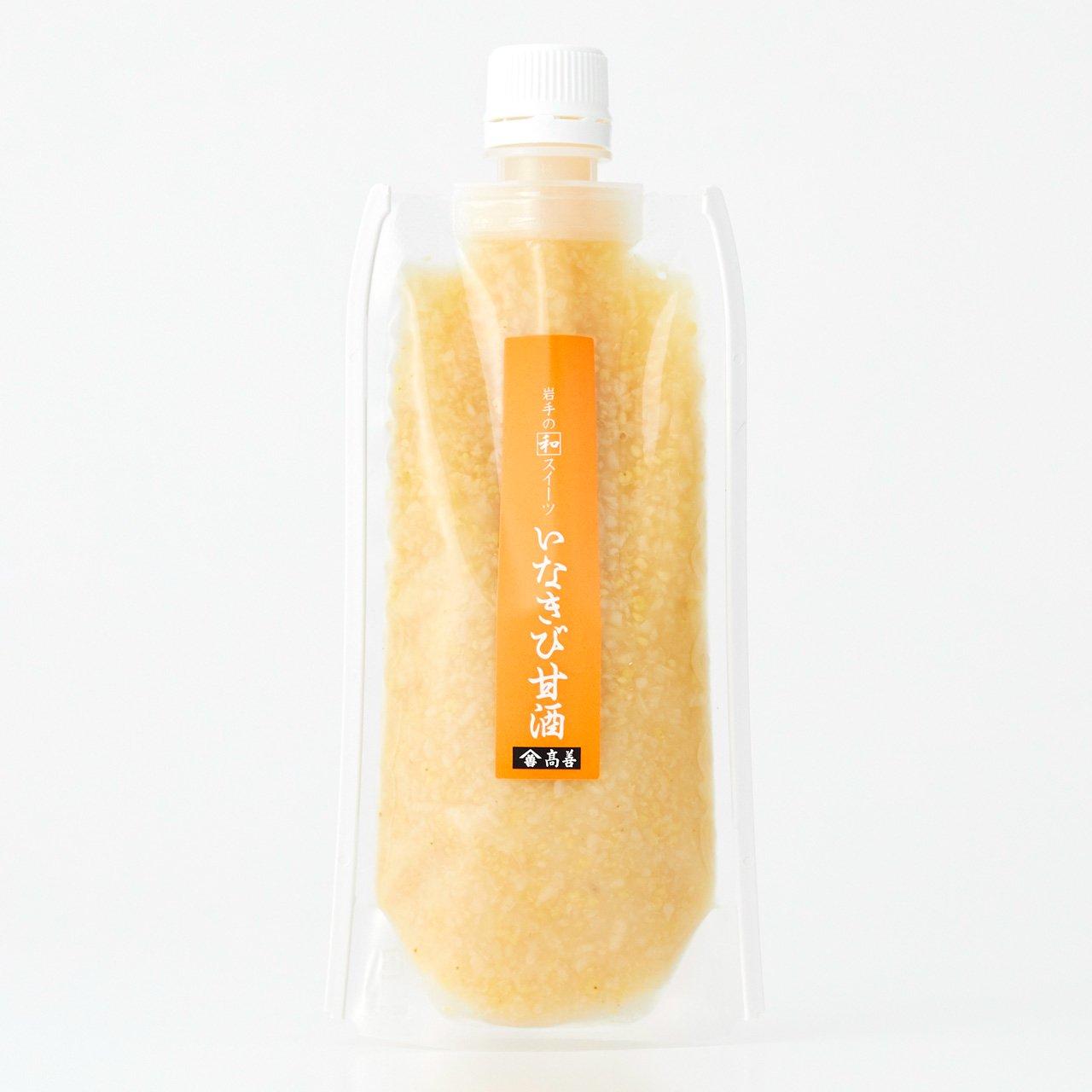 いなきび甘酒 180g(原液タイプ)