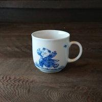 唐子文ミルクカップ