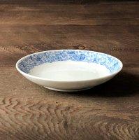 牡丹唐草文豆皿(丸)