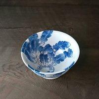 平戸蕪絵麺鉢