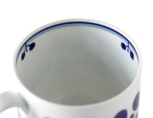 白山陶器 ブルーム マグ(リース) イメージ3