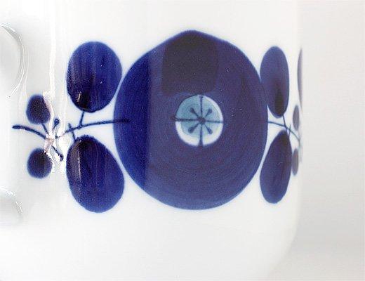 白山陶器 ブルーム マグ(リース) イメージ5