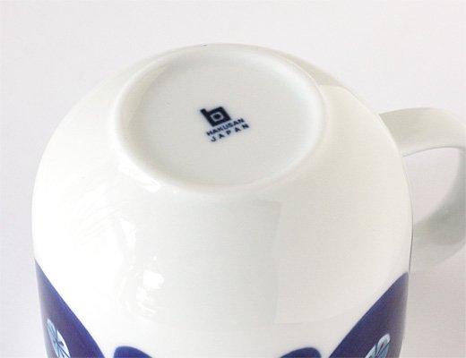 白山陶器 ブルーム マグ(リース) イメージ6