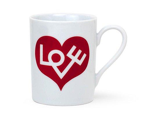 コーヒーマグ Love Heart