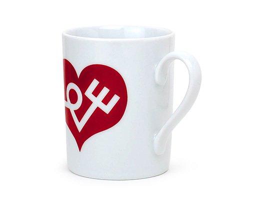 コーヒーマグ Love Heart イメージ2