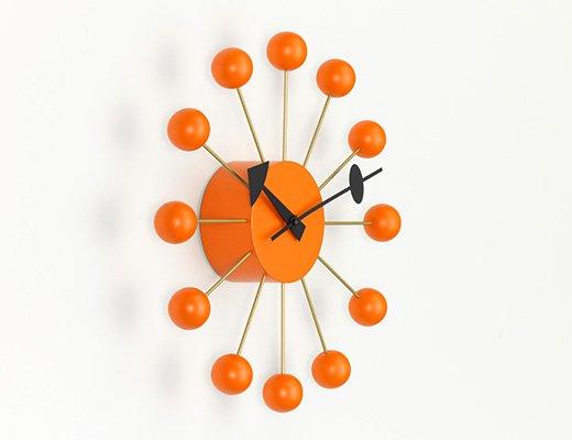 ボールクロック オレンジ イメージ2