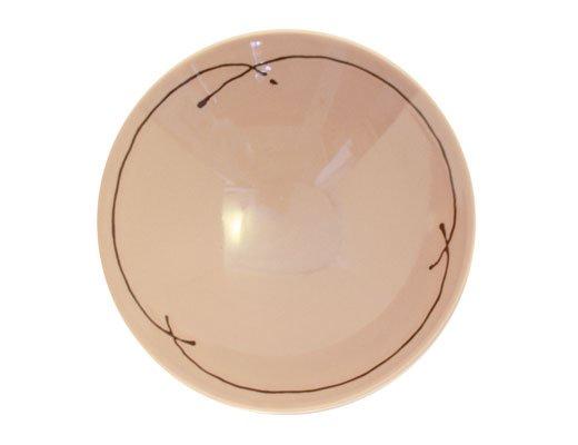 白山陶器 平形めし茶碗 (J-4) イメージ2